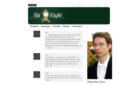 Abi Eight Website