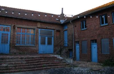 Projekt 52, 27. Woche: (alte) Gemäuer, fotografiert: Haus beim Frankfurter Hof in Sulzbach