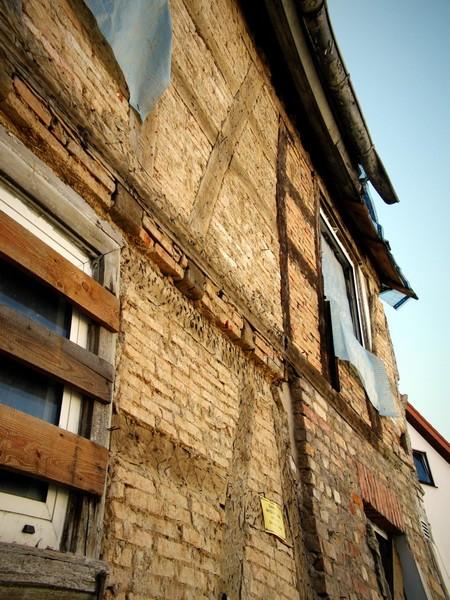 Projekt 52, 25. Woche: Marodes, fotografiert: marodes Gebäude