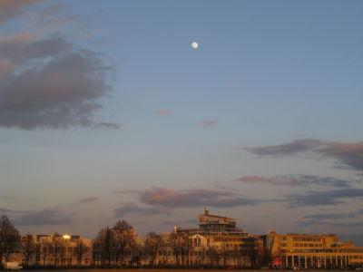 Der Mond über Clariant