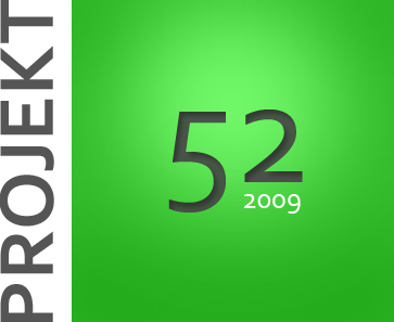Projekt 52 Logo in Grün