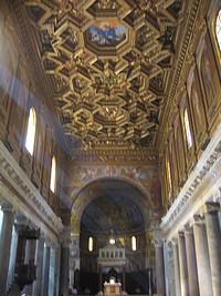 Marienkirche in Trastevere