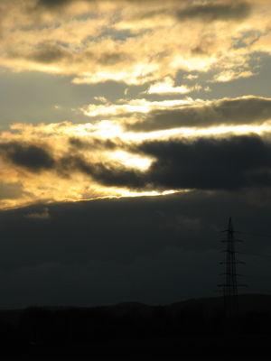 Projekt 52: Die Sonne geht unter