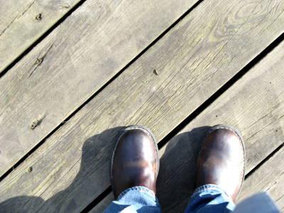 Projekt 52: Zeig mir deine Füße (bzw. Schuhe)