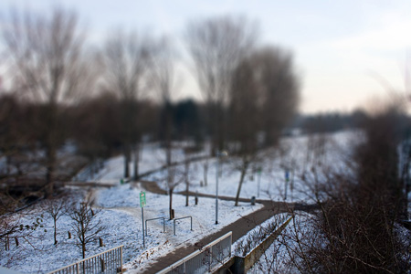 Sulzbacher Park, Tilt-Shift