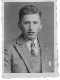 Porträtaufnahme vom Urgroßvater