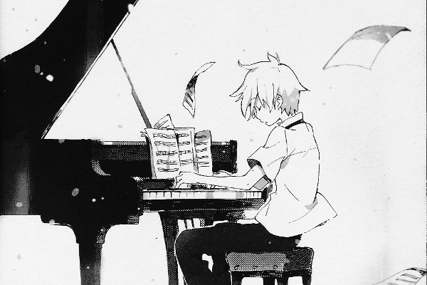Am Piano